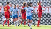 Troisième défaite consécutive des Red Flames qui s'inclinent face à la Norvège en amical