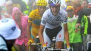 Andy récupérera finalement le maillot jaune de Contador.