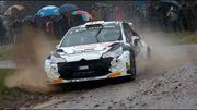 Victoire pour Cédric Cherain au Spa Rally, Princen sort dans la dernière ES