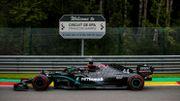 Pole position géniale pour Hamilton à Spa-Francorchamps, la 93e de sa carrière