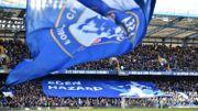 Les supporters de Chelsea déploient un tifo à la gloire d'Eden Hazard... par erreur
