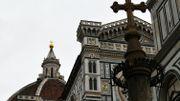 A Florence, on préfère les graffitis numériques...
