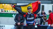 Guillaume De Ridder fait le grand saut vers le Championnat du Monde de Rallycross