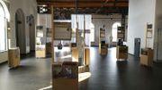 L'exposition est proposée par le Bois du Cazier qui a rouvert ses portes depuis le 19 mai.
