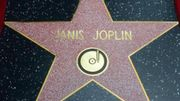 Etoile posthume à Hollywood pour Janis Joplin