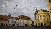 La plus belle ville de Transylvanie.