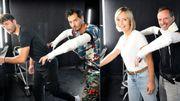 Direction les urgences dans l'Escape Show avec Ophélie Fontana, Vincent Langendries et les frères Akhmedov !