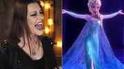 "[Zapping 21] Floor Jansen de Nightwish chante une version metal de ""Libérée, délivrée"""