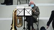 Le monde de la musique s'empare du phénomène des parodies de Bernie Sanders et ses moufles