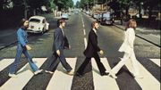 "Le mythique album des Beatles ""Abbey Road"" à nouveau en tête du hit-parade"