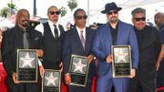 Le groupe latino-américain Cypress Hill a son étoile à Hollywood