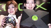 La Xbox première du nom, sortie en 2001.