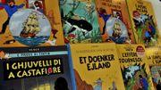 Une vente aux enchères de pièces de bande dessinée rapporte 700.000 euros