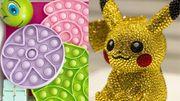 """""""Le Pop It"""" et les cartes """"Pokemon"""" cartonnent dans les cours de récréation"""