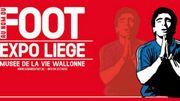 """""""Au nom du foot"""", exposition sur la passion collective autour du ballon rond à Liège"""
