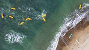 """""""Cold Hawaii"""" : au Danemark, le surf porté par la vague du Covid"""