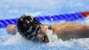 Buys améliore son record de Belgique du 100m papillon petit bassin