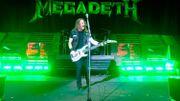 Megadeth se sépare de David Ellefson après les accusations