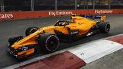 """Vandoorne, douzième à Singapour : """"Faire le mieux possible lors des six derniers Grands Prix"""""""