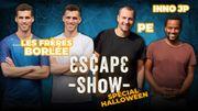Frissons et fous rires : l'Escape show dans la maison terrifiante d'un serial killer à revoir tout de suite