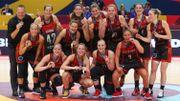 Euro de basket: Les Belgian Cats dominent la Biélorussie et décrochent le bronze comme en2017
