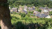 Escapade estivale: Laforêt, un village isolé dans l'Ardenne schisteuse