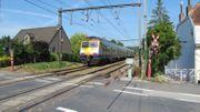 Voiture percutée par un train à Tilff: la circulation ferroviaire partiellement rétablie
