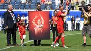 Impériales face à la Thaïlande, les Red Flames ont rendu un bel hommage à Aline Zeler