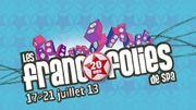 """Francofolies de Spa - La 20e édition sera """"exceptionnelle"""", selon les organisateurs"""