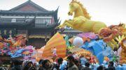 L'Asie entre dans l'année du Cheval