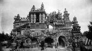 Jardin exceptionnel : le Palais Idéal du Facteur Cheval
