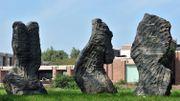 Décès du sculpteur né en Belgique Eugène Dodeigne