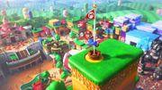Super Nintendo World reporte son inauguration