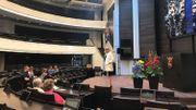 Le 9 juin est une journée portes ouvertes au parlement de Aland