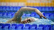 Fanny Lecluyse, blessée, renonce aux championnats d'Europe de natation