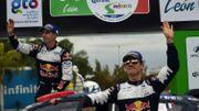 Après enquête, la FIA confirme la 2e place d'Ogier au Mexique