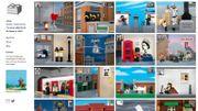 C'est de l'art, sur le web : The Brick Fantastic