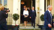 Les Coulisses de la visite officielle de Philippe et Mathilde à Londres