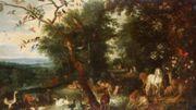 Un acte signé des mains de Rubens et Breughel le Jeune découvert aux Archives de l'Etat