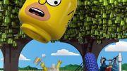 """""""Les Simpson"""" se transforment en Lego à la télévision américaine"""