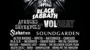 Quelque 140.000 entrées enregistrées au Graspop Metal Meeting