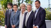 Noah Baumbach, Ben Stiller, Emma Thompson, Dustin Hoffman et Adam Sandler
