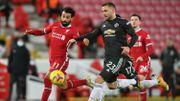 Premier League: Liverpool et Manchester United se neutralisent dans un 0-0 soporifique