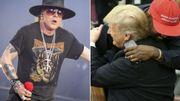 Axl Rose critique le rappeur Kanye West