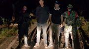 L'ELN libère deux journalistes néerlandais enlevés en Colombie