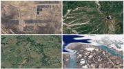 Déforestation, fonte des glaces, nature qui reprend ses droits: voyagez de1984 à2020 avec Google Earth