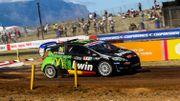 Malgré un problème moteur, Guillaume De Ridder devient vice-Champion du Monde en RX2