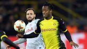 Batshuayi et Dortmund piégés par Salzbourg, Arsenal prend une option à Milan