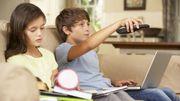 Confinement: dans le Luxembourg, l'école continue à la maison grâce à TV Lux