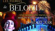 Concours Féeries de Beloeil 2018